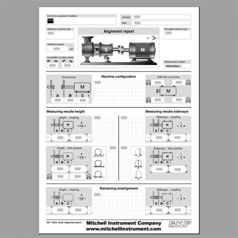 laser shaft alignment tool skf tksa alignment system kit mitchell instrument company