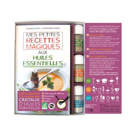 livre cuisine chef livre coffret cuisine aux huiles ess aromandise acheter