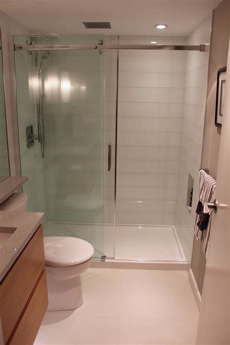Condo Bathroom Renovation  Modern, Beautiful And Compact