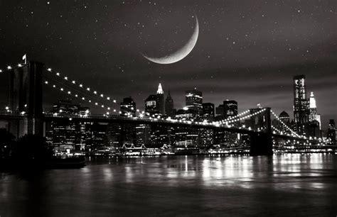 york city black  white desktop wallpaper hd