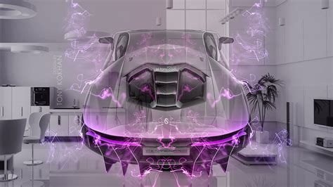 Lamborghini Centenario Backup Super Crystal Home Fly