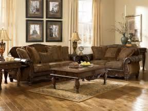 livingroom furniture sets furniture fresco 63100 durablend antique living room set furniture pm