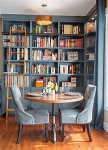 5, Home, Library, Designs, That, Will, Make, You, Love, Reading