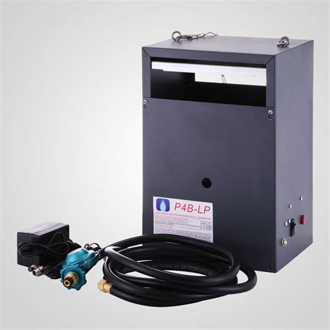Auto Pilot Hydroponic Greenhouse Co2 4 Burner Generator Lp