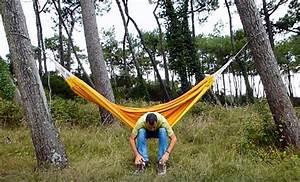 Accrocher Hamac Arbre : tutoriel comment installer un hamac sur un arbre ~ Premium-room.com Idées de Décoration