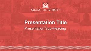 university of miami powerpoint template 3 popular With university of miami powerpoint template