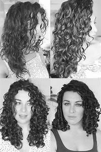 Following the Curly Girl Method   One Year On - Curly Cailín  Curly
