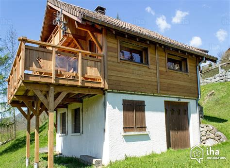 location chalet 224 la bresse iha 27774