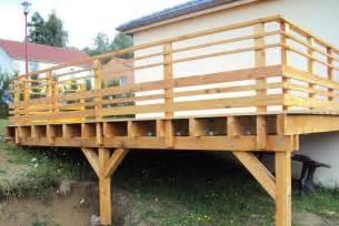 terrasse bois sur pilotis 18 messages forumconstruire