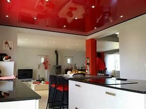 Plafond tendu saint brieuc plafonds modernes de bretagne for Idees pour la maison 11 photos de plafond tendu dans votre piscine