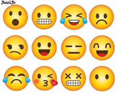 Clipart Emoji Clip Smiley Feelings Face Emoticons