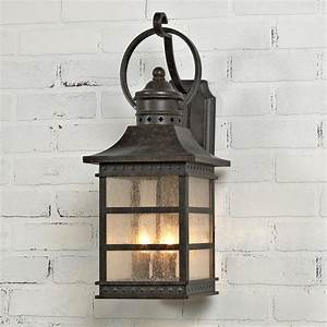 Carriage house outdoor light medium lighting
