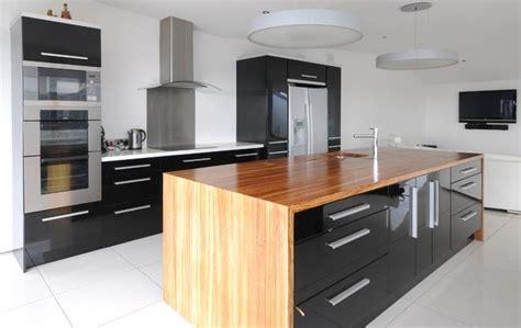cuisine plan de travail bois massif plan de travail bois massif cuisine et salle de bain