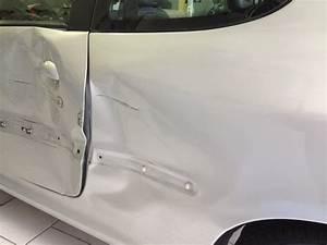 Cout Reparation Portiere Enfoncé : comment repeindre une aile de voiture ~ Gottalentnigeria.com Avis de Voitures