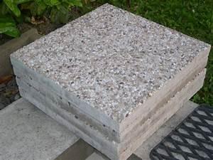 pave de terrasse pas cher 11 dalle beton 6 nivrem pose With dalles terrasse exterieur pas cher