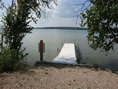 Pickerel Lake Michigan County Camp Park Itinerary