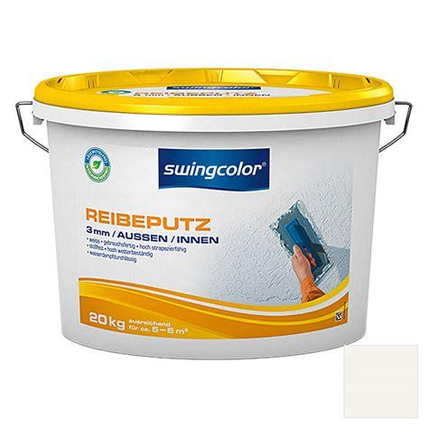 reibeputz 1 mm swingcolor reibeputz wei 223 20 kg korngr 246 223 e 3 mm bauhaus
