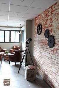 Mur Trompe L Oeil : r novation et d coration lamballe auto cole mur de briques papier peint trompe l 39 oeil ~ Melissatoandfro.com Idées de Décoration
