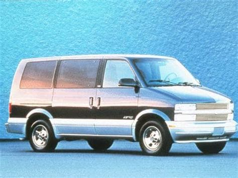 1998 Chevy Astro Mpg by 1999 Chevrolet Astro Passenger Pricing Ratings