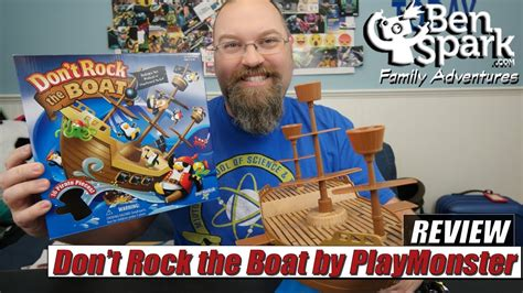 Don T Rock The Boat Game Youtube by We Review Don T Rock The Boat By Playmonsterfun Youtube