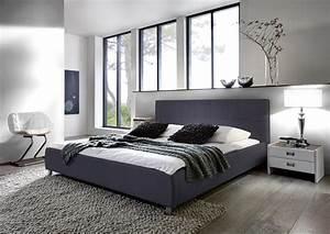 Bett 200x220 Weiß : sam polsterbett doppelbett bett 180 x 200 cm grau zarah ~ Indierocktalk.com Haus und Dekorationen