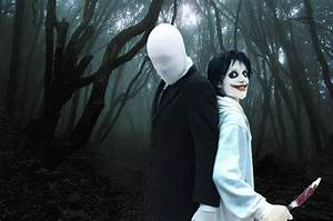 Slenderman and Jeff he killer's Cosplays (2) by ...
