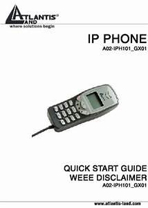A02-iph101 Gx01 Manuals