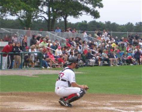 Cape Cod League Baseball Foul Balls, Fun Food And Fog