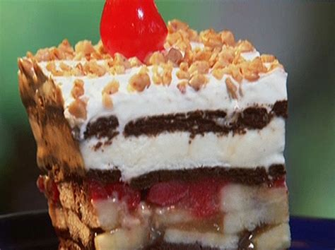 ambers recipes paula deen frozen banana split