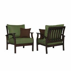 allen roth gatewood patio chairs set of 2