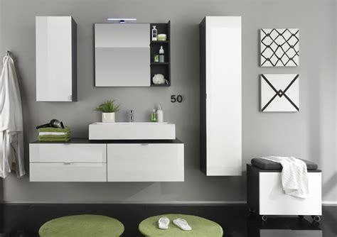 badezimmer set grau badezimmer set jonte 4 teilig in wei 223 grau hochglanz
