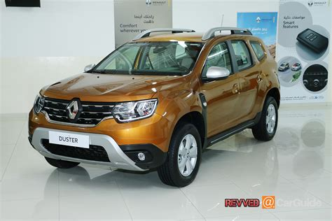 2018 Renault Duster Launched In Oman [gallery]
