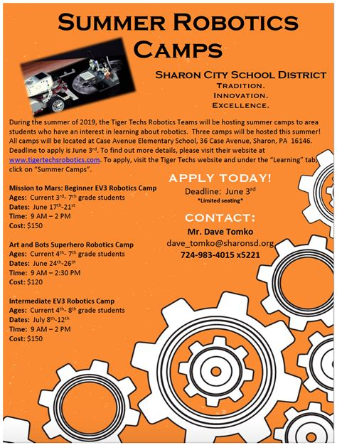 sharon city school district