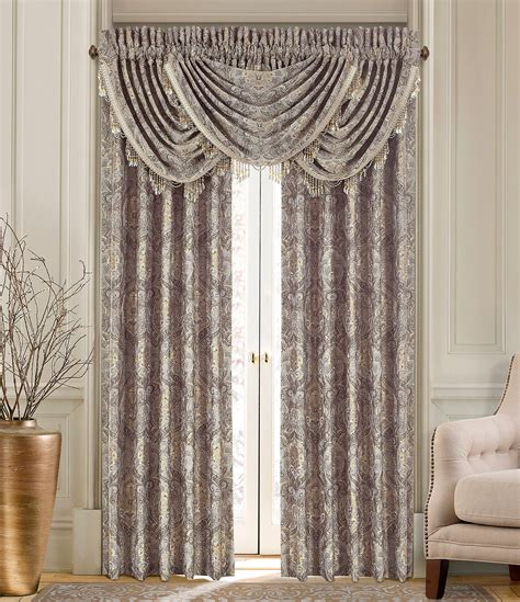 valances and drapes j new york provence damask chenille window