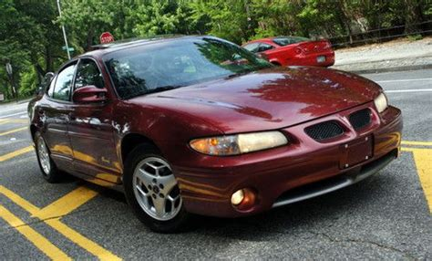 Purchase Used 2001 Pontiac Grand Prix Gtp Supercharged