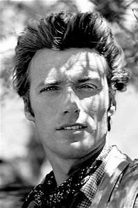 Clint Eastwood Rawhide promotional pictures, c. early ...