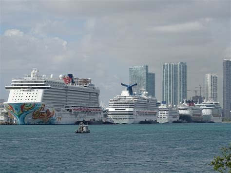 Ship Port by The Busiest Cruise Ports Cruise Industry News Cruise News