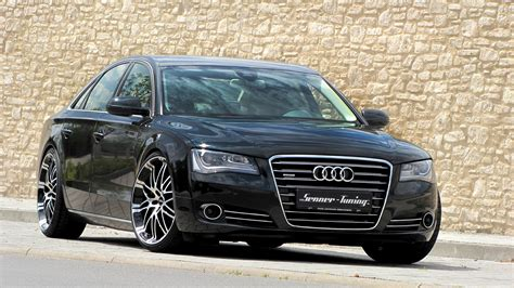 2012 Audi A8 Horsepower by Senner Tuning Gives Audi A8 Additional 76 Horsepower