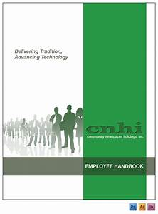 pin employee handbook template link on pinterest With employee handbook cover page template