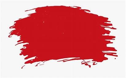 Splash Brush Paint Clipart Watercolor Stroke Psd