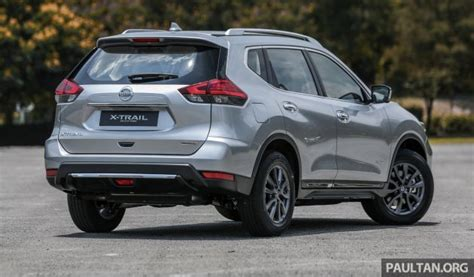 nissan x trail facelift 2020 driven 2019 nissan x trail facelift hybrid and 2 5l