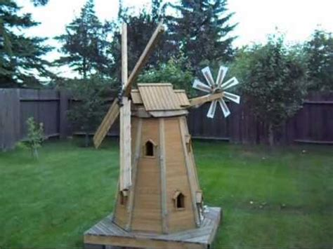 small garden windmill plans free pdf