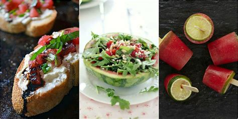 37 Surprising Things To Do With Watermelon Recipes