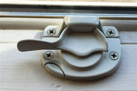 double hung window parts sash lock keeper assembly truth cav  pn