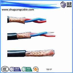 China Pvc Insulation And Sheath Shield Electrical Power