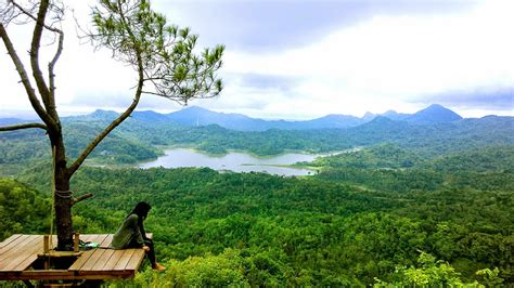 wisata alam kalibiru jogja travelling indonesia