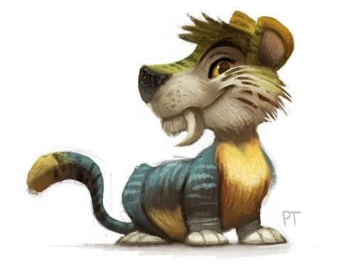 Day 432. Got The Croods Art Book. Yay By Cryptid-creations