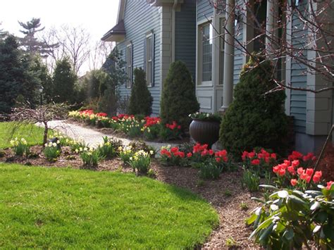 bulb garden ideas bulb garden landscaping ideas