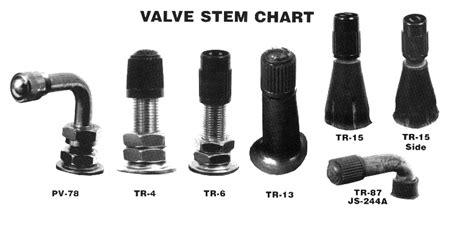 Dan's Motorcycle Valve Stems