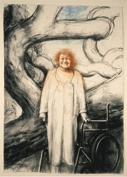 Mother Sidney Goodman Artists Artist Ii Theartblog